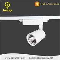 Dimmable Color Changing Global Race String LED Track Lighting Cob 20w 30w 40w 50w LED Track Light