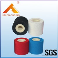 Diameter 36mm Height 32mm Black Hot Melt Ink Roll with SGS