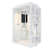 2018 New Style Prefab Mini Bathroom Pods