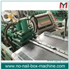 MingYu Double Steel Strip Machine for Nailless Plywood Box