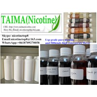 Pure Nicotine 1000mg/Ml Flavors & High Concentrate Flavor Liquid