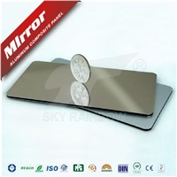 Fireproof Mirror Aluminium Composite Panels