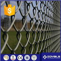 Security PVC Chain Link Fencing from Anping, China with ISO Certifictate