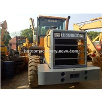 Chinese SDLG Used Wheel Loader LG936L