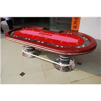 Texas Hold Em Poker Table