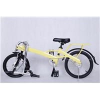 Folding Electric Bicycle Foldable E-Bike Manufacture