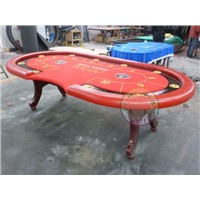Gaming Texas Poker Game Table