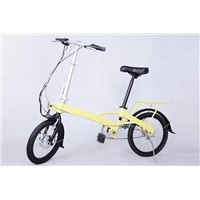 Folding Electric Bicycle E-Bike Electric Bike