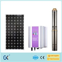 0-700 M3/Day 0-290 m Factory Direct Solar Water Pumping System