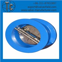Wafer Check Valve DIN