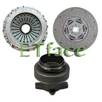 ETface German Standard Clutch Disc Clutch Kits 3400 700 504 for DAF