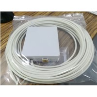 FTTH Set Solution +Drop Pigtail 2J SC/APC, G. 657A2, 3.0mm, Ivory, 35m + FTTH Socket + Label + Adapter