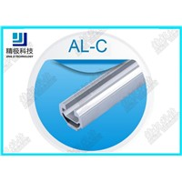 Trundle Card Slot Aluminum Alloy Pipe Extruded Seamless Pipe Anodizing AL-C