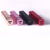 Muti-Color Beautiful Cahrger Power Bank 2600mah for Promotional