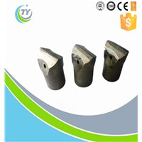 Rock Drilling Spare Parts Tapered Chisel Bit