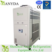 Processing Air Cooled Industrial Water Chiller