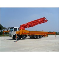 Concrete Boom Pump of 42m/45m