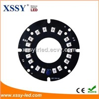 XSSY Infrared LED 2835 Epistar 14mil Chip PCB Board for Security CCTV System with High Quality