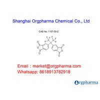 High Quality 1107-00-2 4,4'-(Hexafluoroisopropylidene)Diphthalic Anhydride