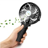 Rechargeable Mini Portable USB Fan with Strong Wind