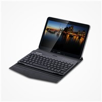 Removable Bluetooth Keyboard with Leather Case for Universal 9''-10''Tablets SL-T901