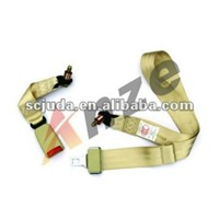 2 Points without Retractor Car Safety Belt Bus Karting Seat Belt