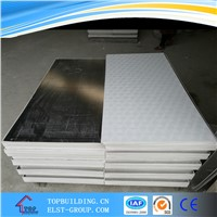 PVC Laminated Gypsum Ceiling Tile 603x1213mm