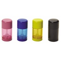 50ml Cylinder Shape Natural Body Stick Deodorant Container