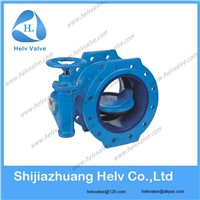 Butterfly Valve DN 50-500 Carbon Steel, Cast Iron, Stainless Steel Water, Oil Goods, Steam