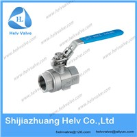 Ball Valve Screw Thread, Cast Iron, Carbon Steel & Stainless Steel