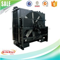 Diesel Generator Radiator for Cummins QSK50-G4/G7/G8