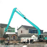 Excavator Super Long Reach Boom