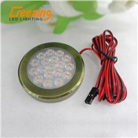 Ultra Slim LED Cabinet Light LED Ceiling Light LED Spotlight for All Furniture