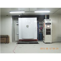 Plastics Evaporation Aluminum Coating Machine for Headlamps