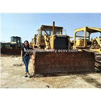 Used CAT Bulldozer, Caterpillar D7G Crawler Bulldozer, Good Quality Dozer