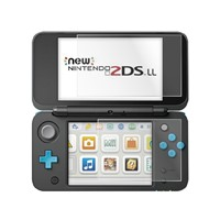 Video Game Player 2DS XL 0.2MM Glass Screen Protector for Nintendo 2DS
