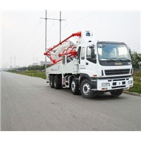 Concrete Boom Pump of 48m/52m