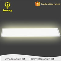 High Power IP44 Double Color Wall Mounted Square 72w LED Panel Light 1200x300