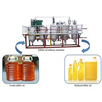 Palm Oil Refining Machine /Palm Oil Refining Process