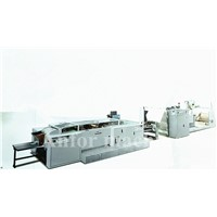 Paper Bag Making Machine with Handle In Line Model PMH-460