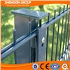 2D Twin Wire Welded Security Powder Coated Galvanized Double Wire Fence Panel