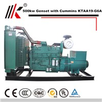 500KW GENERATOR SET with CUMMINS KTAA19-G6A DIESEL ENGINE 625KVA GENSET DIESEL GENERATOR for SALE
