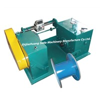800mm Spooler Takeup Machine Wire Winding Machine