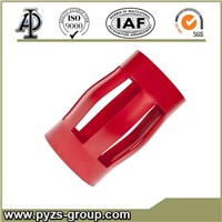 API 10D Single Piece Centralizer Single Bow Centralizer Manufacturer from Henan