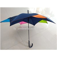 Auto Open Straight Maple Umbrella