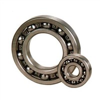 Deep Groove Ball Bearing 6200 Open, Z, ZZ, RS, 2RS