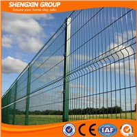Lowest Price Galvanized Welded Wire Mesh Fence Panel