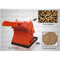 High Effiency Wood Crusher Hammer Mill for Sale