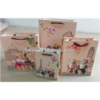 Paper Advertising Bag, Paper Bag, Promotion Packing Bag, Shopping Bag