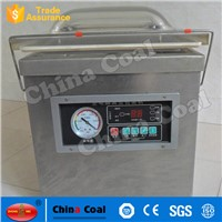 2017 High Quality & Hot DZ260D Single Chamber Food Vacuum Packing Machine